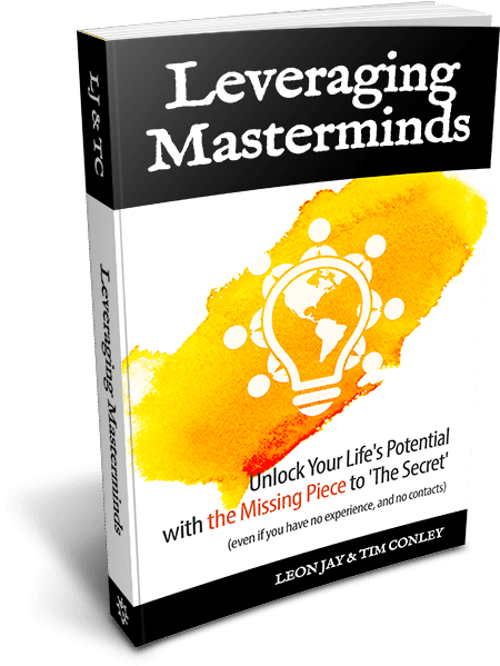 Leveraging Masterminds Book
