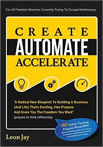 create automate accelerate